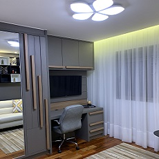 Quarto Home Office
